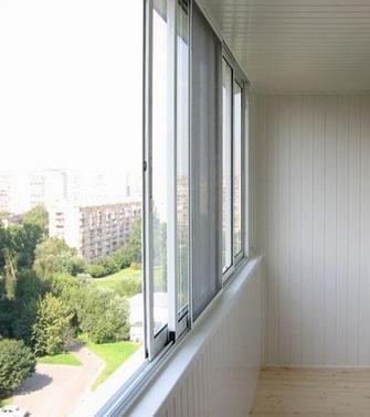 Застеклить балкон, застекление балконов в москве по низким ц.