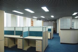 Офисные перегородки из ЛДСП