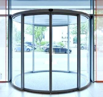 Полукруглые двери