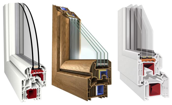 Окна ПВХ в квартиру