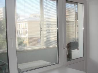 Пластиковые окна в квартиру